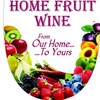 HOME FRUIT WINE